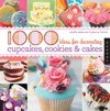 1000 Ideas For Decorating Cupcakes Cookies  Cakes