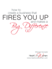 Shanda Sumpter - How to Create a Business That Fires You Up and Makes a Big Difference artwork