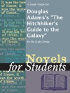 A Study Guide For Douglas Adamss The Hitchhikers Guide To The Galaxy