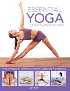 Essential Yoga Book Cover