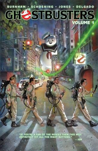 Erik Burnham, Tristan Jones, Dan Schoening & Nick Runge - Ghostbusters, Vol. 1