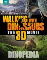 Steve Brusatte - Walking with Dinosaurs Dinopedia artwork