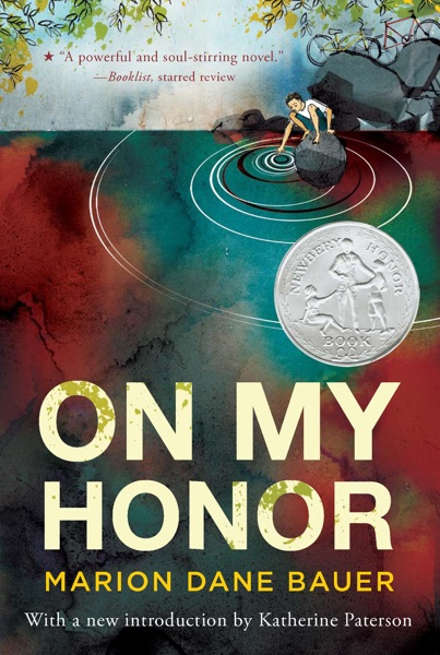 On My Honor - Marion Dane Bauer book cover
