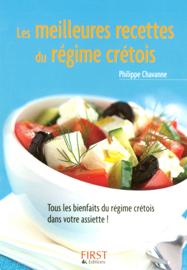 Petit livre de - Meilleures recettes du régime crétois