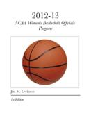 2012-2013 NCAA Women's Basketball Officials' Pregame Conference