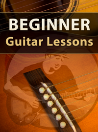 Beginner Guitar Lessons book