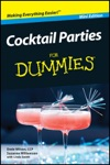 Cocktail Parties For Dummies Mini Edition