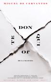 Don Quijote de la Mancha Book Cover