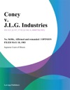 Coney V JLG Industries