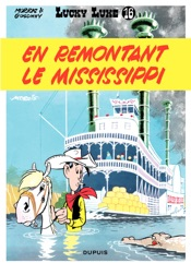 Lucky Luke - Tome 16 - En remontant le Mississipi