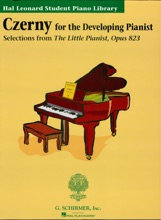 Czerny - Selections from The Little Pianist, Opus 823 (Music Instruction)