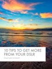 10 Tips to Get More from Your DSLR