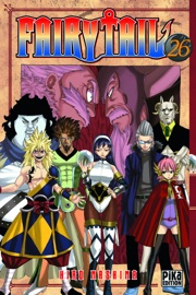 FAIRY TAIL T26