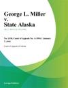 010794 George L Miller V State Alaska