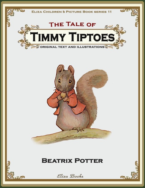 The Tale Of Timmy Tiptoes By Beatrix Potter On Apple Books