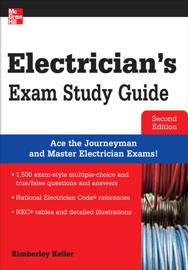 Electrician's Exam Study Guide 2/E book