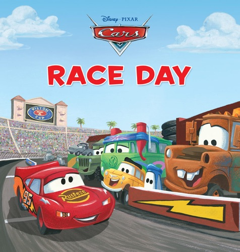 Disney Book Group - Cars: Race Day