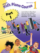 Alfred's Kid's Piano Course 1 - Part 1