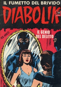 Diabolik #5 Book Cover