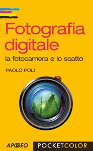 Fotografia digitale Copertina del libro