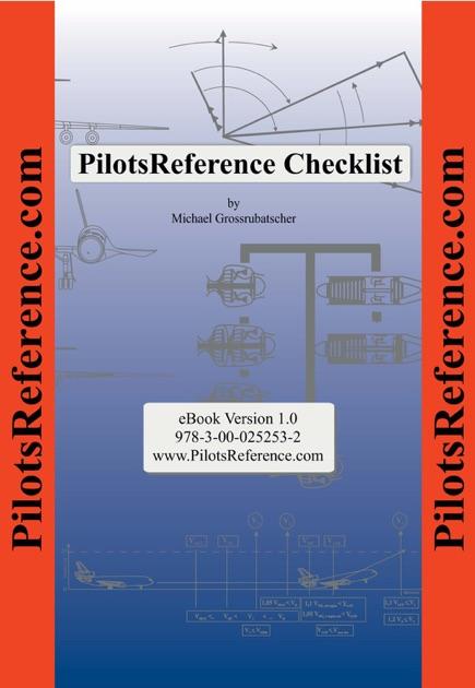 pilotsreference checklist by michael grossrubatscher on ibooks rh itunes apple com