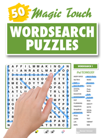 Magic Touch Wordsearch Puzzles