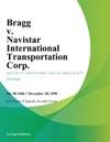 Bragg V Navistar International Transportation Corp