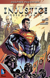 Injustice: Gods Among Us #26 book