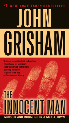 The Innocent Man - John Grisham book