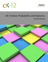 CK-12 Probability And Statistics - Basic A Full Course