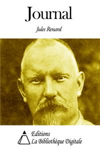 Journal de Jules Renard La couverture du livre martien