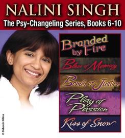 Nalini Singh: The Psy-Changeling Series Books 6-10 PDF Download