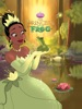 The Princess and the Frog Storybook