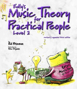 Edly's Music Theory for Practical People Level 2 Book Cover