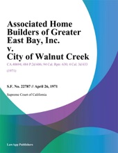Associated Home Builders Of Greater East Bay