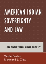 American Indian Sovereignty And Law