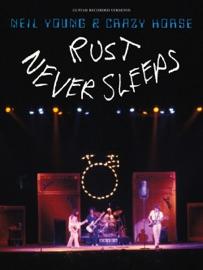 NEIL YOUNG - RUST NEVER SLEEPS (SONGBOOK)