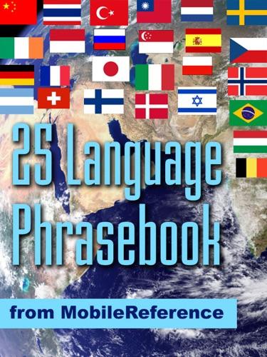 25 Language Phrasebook - MobileReference - MobileReference