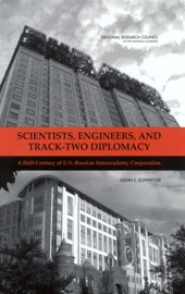 Scientists Engineers And Track Two Diplomacy