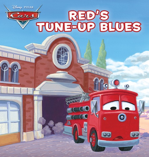 Disney Book Group - Cars: Red's Tune-up Blues