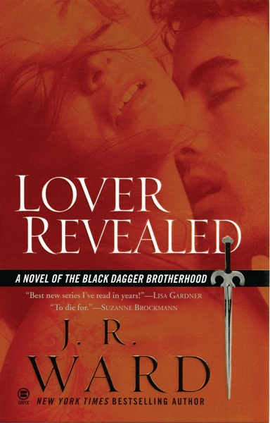 Lover Revealed - J.R. Ward book cover
