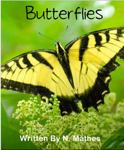 Butterflies Book Review