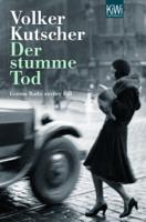 Volker Kutscher - Der stumme Tod artwork