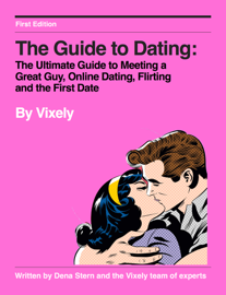 The Guide to Dating book