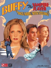 BUFFY THE VAMPIRE SLAYER - ONCE MORE WITH FEELING (SONGBOOK)