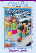 The Double Dabble Surprise (Cul-de-sac Kids Book #1)