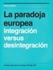 JosГ© Javier Monroy Vesperinas - La paradoja europea ilustraciГіn
