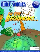 Nothric's Amazing Bible Stories for Kids: In the Beginning...