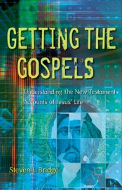 Download and Read Online Getting the Gospels