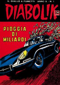 DIABOLIK (181) Libro Cover